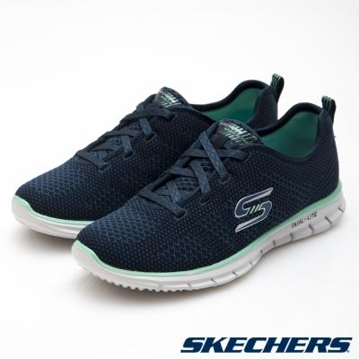 SKECHERS (女) 運動系列 Glider - 22880NVGR