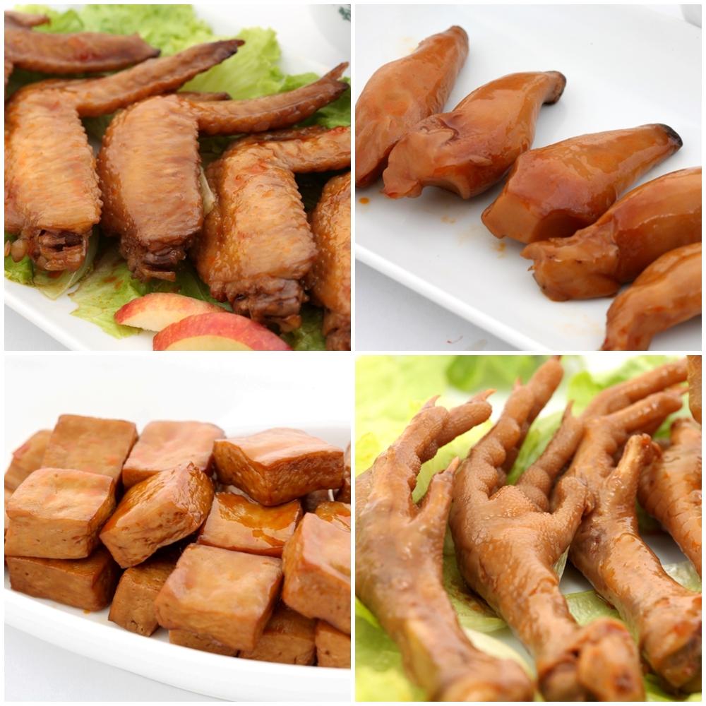 老東山滷味 美味88珍釀滷味(8件組合)
