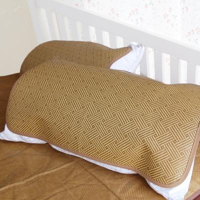 凱蕾絲帝-台灣製造-軟枕專用透氣紙纖平單式枕頭涼蓆 1入