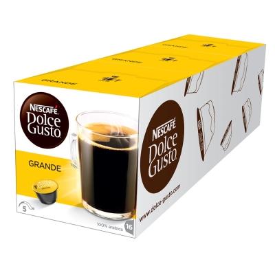 NESCAFE Dolce Gusto 美式醇郁濃滑咖啡膠囊