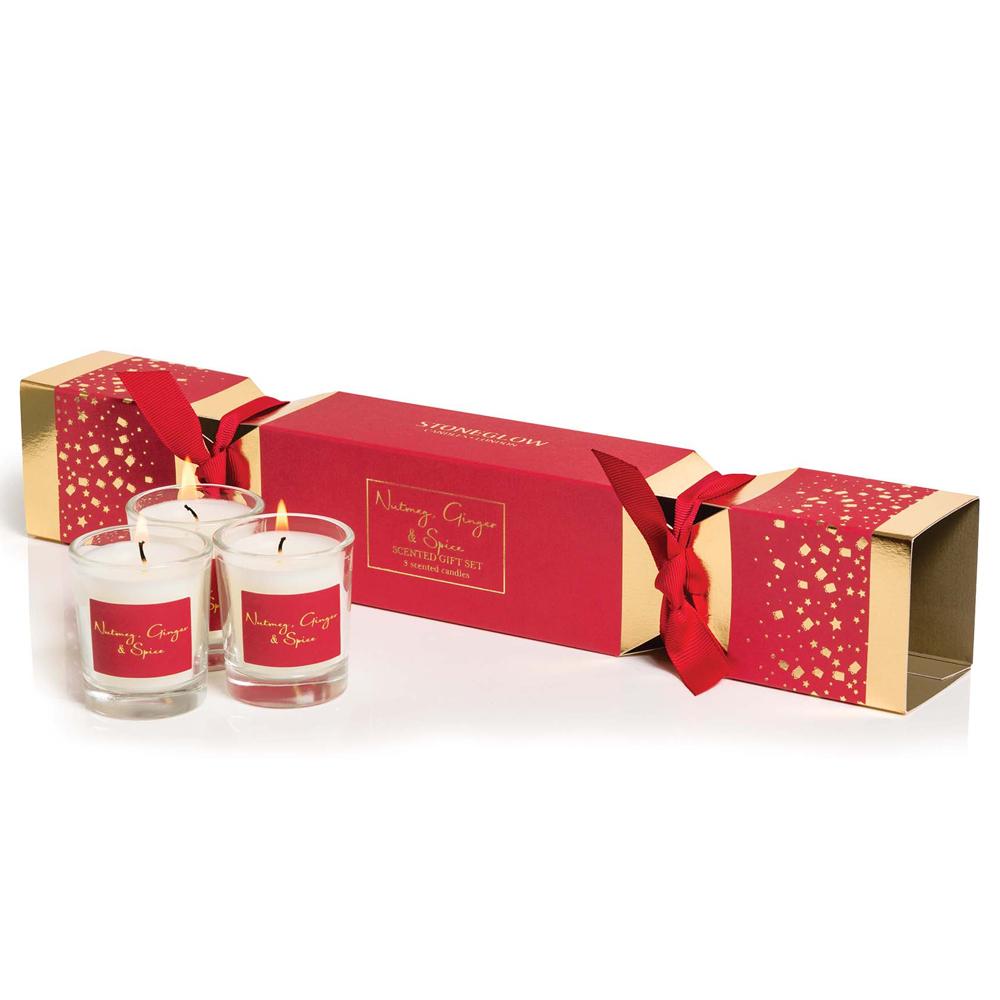 STONEGLOW 馨香祝福香氛燭禮盒