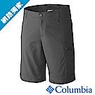 Columbia 哥倫比亞 男款- 防曬50防潑短褲-深灰 UAE15700DY
