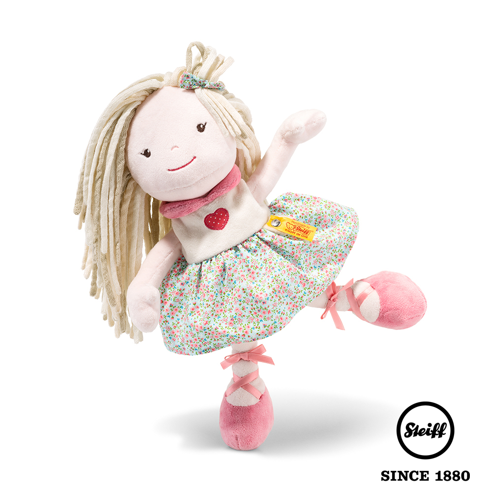 STEIFF德國金耳釦泰迪熊 洋娃娃 Babies Doll (經典泰迪熊)