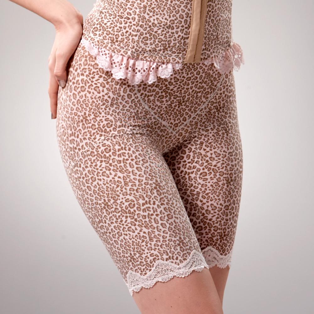 【La Felino】花園野趣輕機能束褲 (甜嫩粉)