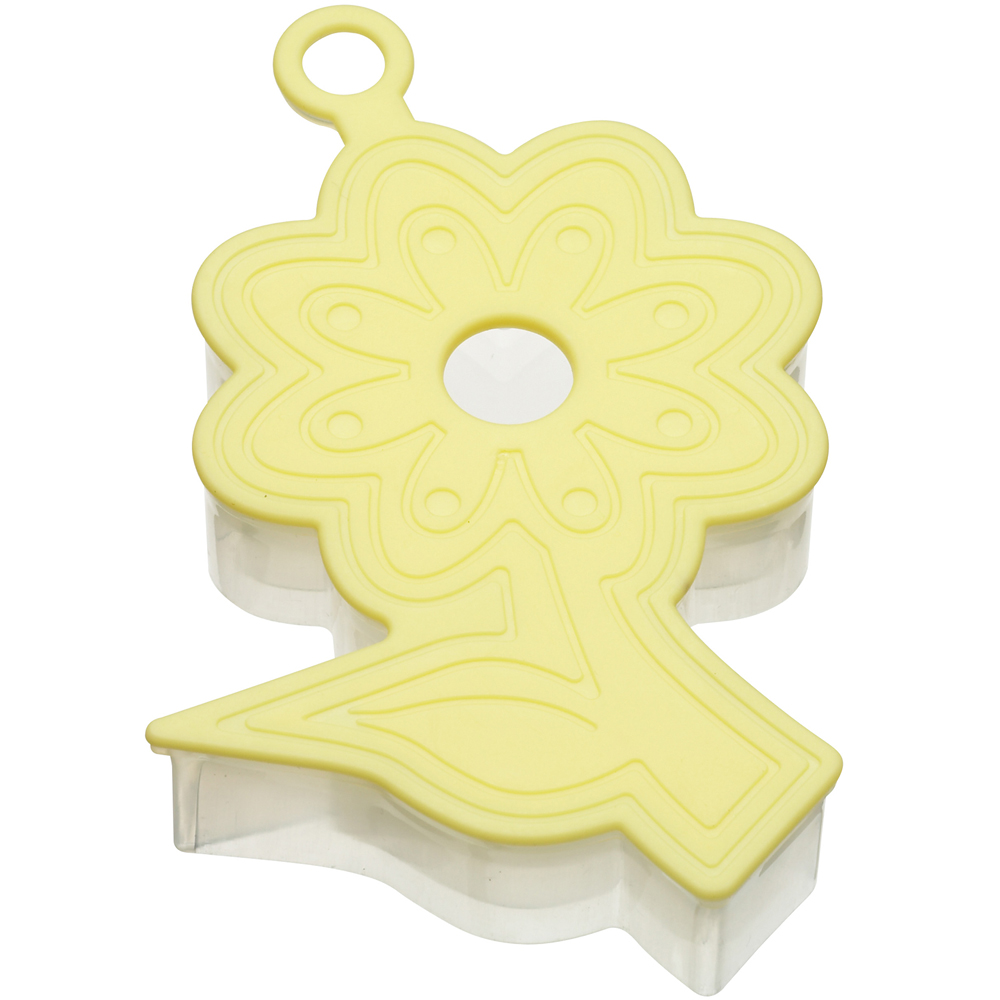 KitchenCraft 3D餅乾切模(太陽花)