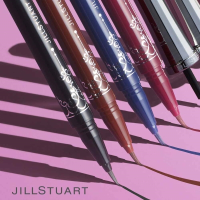 JILL STUART吉麗絲朵 一筆恆魅眼線液筆