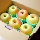 鮮果日誌 日本青森群馬名月蘋果(6入裝)