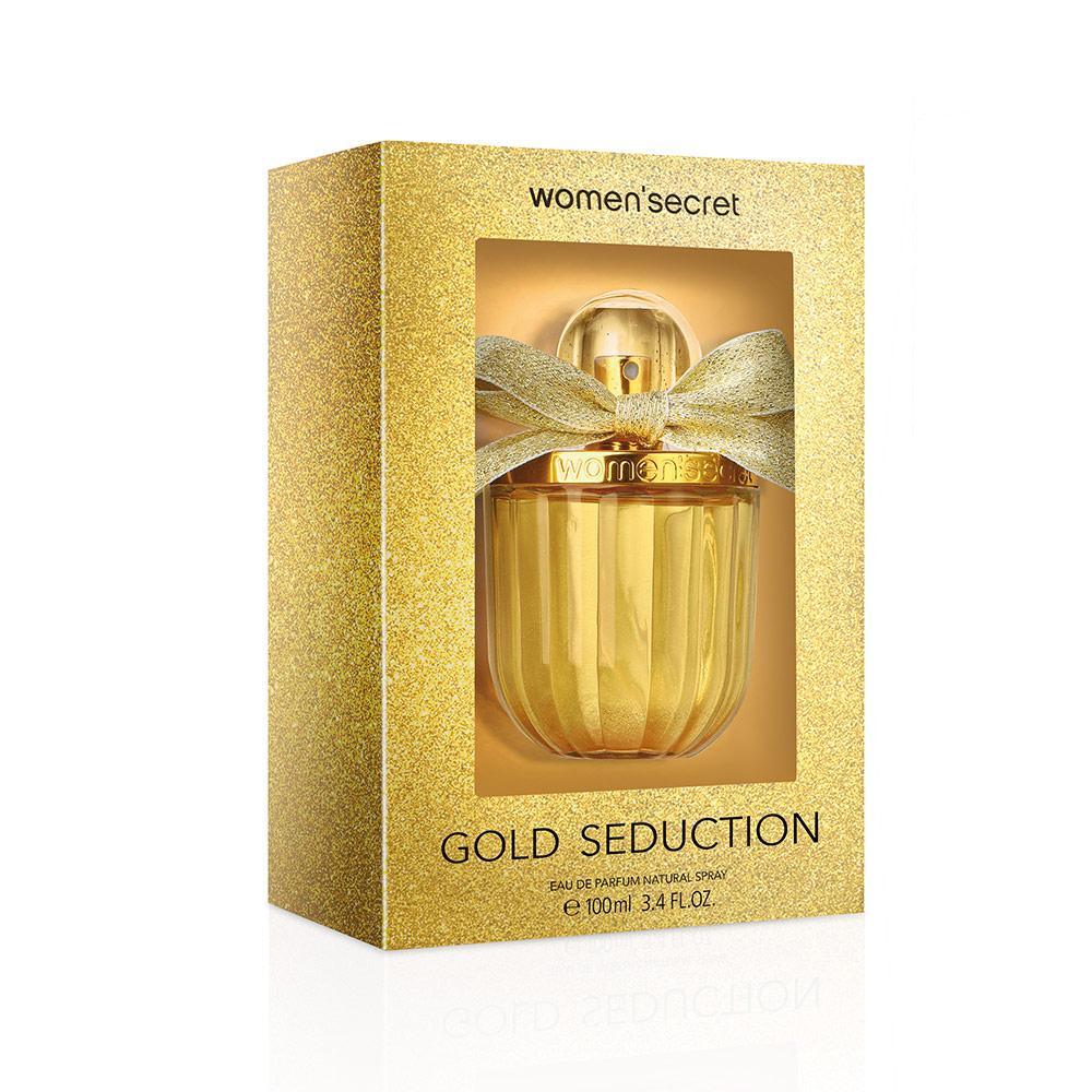 WOMEN SECRET GOLD SEDUCTION金繽閃耀女性淡香精100ml