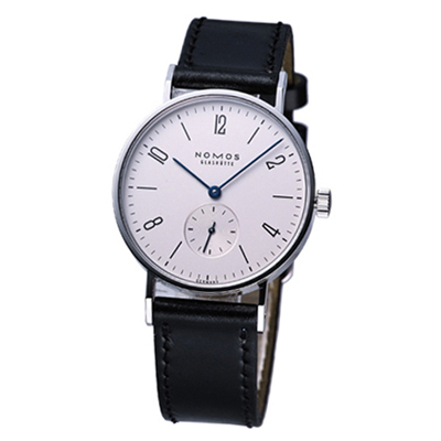 【NOMOS】Tangomat 601 自動上鍊腕錶-白面