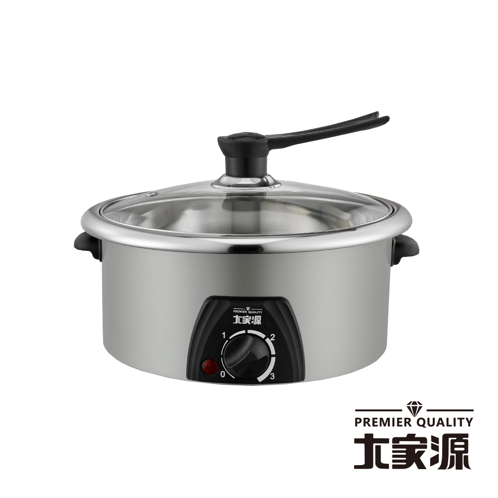 大家源 304不鏽鋼料理鍋 4L TCY-3709