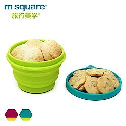 m square摺疊碗新系列kids-M(快)