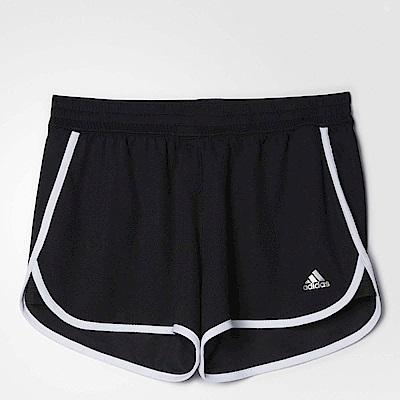 adidas 短褲 100M DASH KNIT 女款