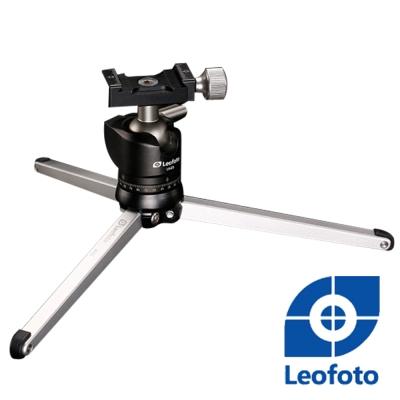 Leofoto徠圖 鋁合金微型三腳架(含雲台)-LH25+MT01