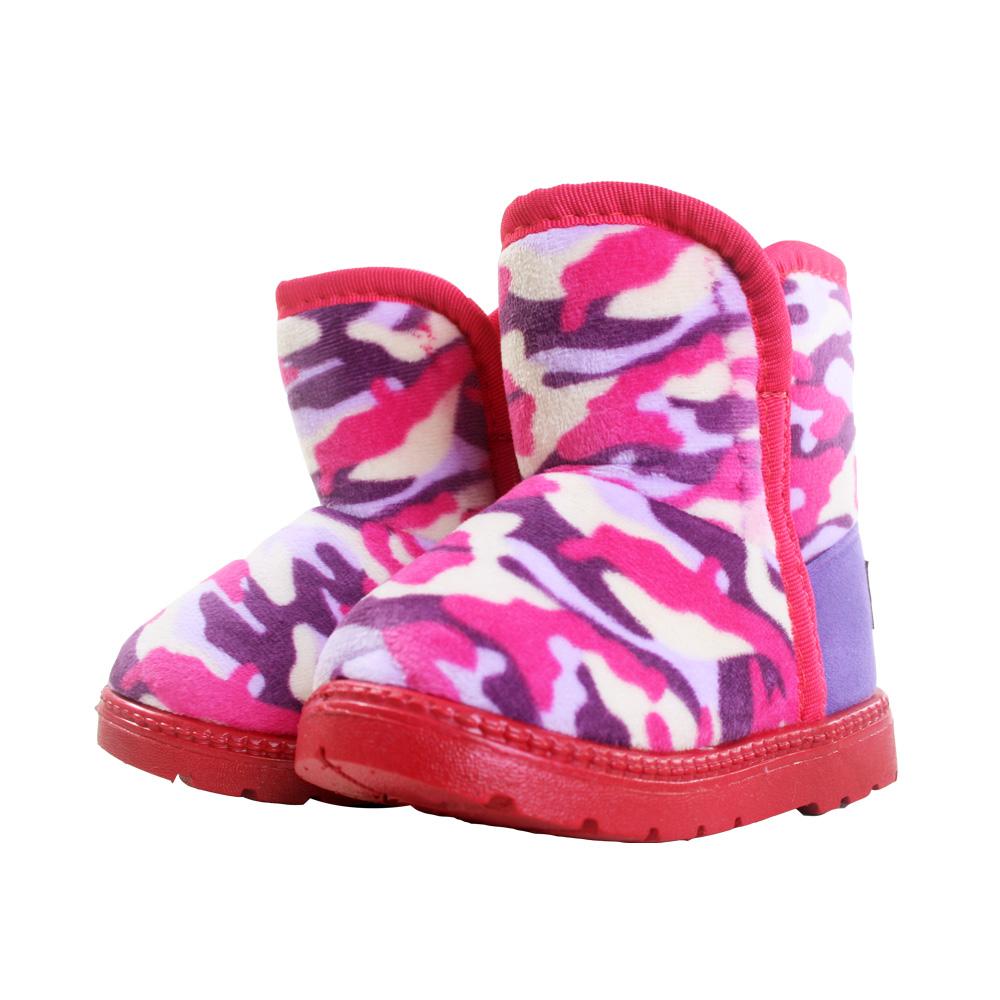 魔法Baby 絨布超保暖舒適雪靴 sh5083