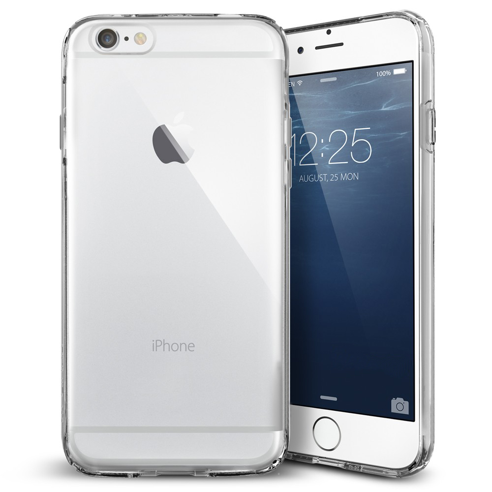 g-IDEA iphone 6 plus / 6s plus TPU手機殼(贈保護貼/防塵塞)