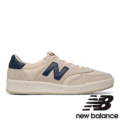 New Balance 復古鞋CRT300WA-D中性米白