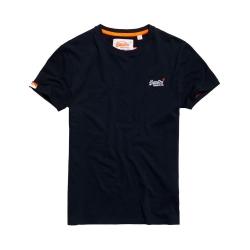 SUPERDRY 極度乾燥 短袖 文字T恤 藍色 369