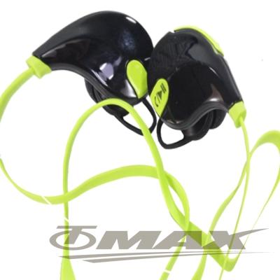 OMAX 型藍芽頸掛式耳機麥克風~綠色