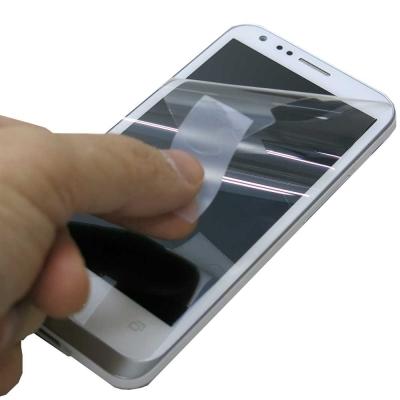 ASUS Padfone E A68M 專用 靜電式手機 HC鏡面 LCD液晶螢幕貼