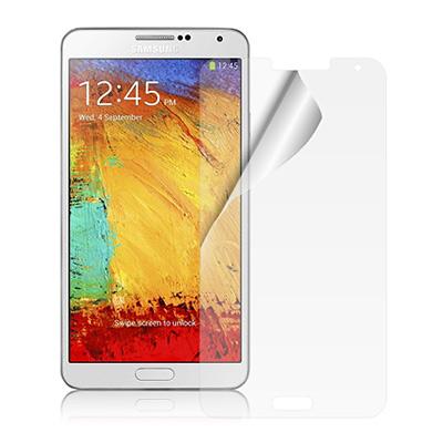 魔力 Samsung GALAXY Note 3/ Note3高透光抗刮螢幕保護貼