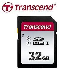 創見 32GB 300S SDHC UHS-I U1 記憶卡