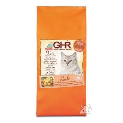 GHR 健康主義 紐西蘭 天然無穀貓糧 鮮嫩雞肉 6.8kg X 1包