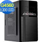 技嘉H110平台[暗夜騎士]雙核高速SSD效能電腦