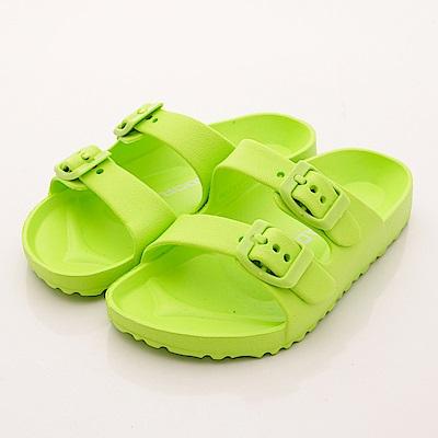 DIADORA 輕量EVA運動拖鞋 5205綠(中小童段)