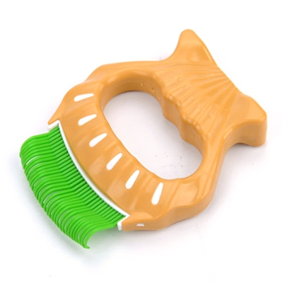 DYY》日款手工寵物貝殼除毛梳排梳(A1短毛|A3中長毛)