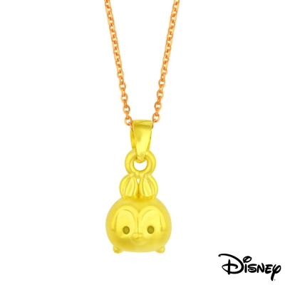 Disney迪士尼金飾 TSUM桑普兔黃金墜子 送項鍊