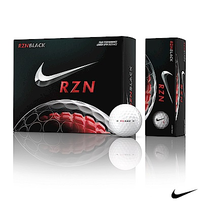 Nike Golf RZN BLACK 高爾夫球-4層球/組