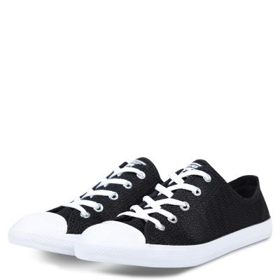 CONVERSE-女休閒鞋558288C-黑