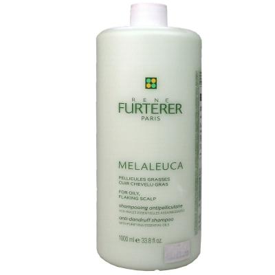 ReneFurterer 白千層抗屑髮浴(美娜露佳油性頭皮屑洗髮乳) 1000ML