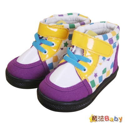 KUKI 酷奇時尚繽紛印花休閒童鞋☆女童鞋☆s4020