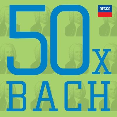 巴哈名曲50(3CD)