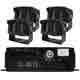 【CHICHIAU】4路AHD 720P 數位車載防震監控錄影組(含720P車用鏡頭x4) product thumbnail 1