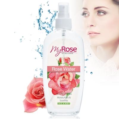 保加利亞My rose玫瑰純露清新調理噴霧220ml