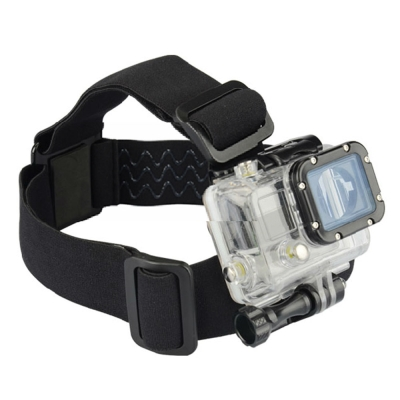 GoPro HERO4 3+ 3 2 1 副廠 快拆頭帶 頭部綁帶