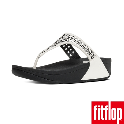 FitFlop TM-CARMEL TM TOE-POST-都會白