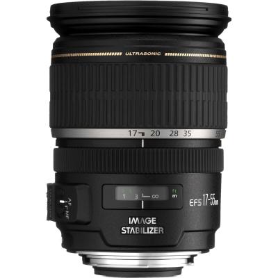 Canon EF-S 17-55mm f/2.8 IS USM 標準變焦鏡(公司貨)