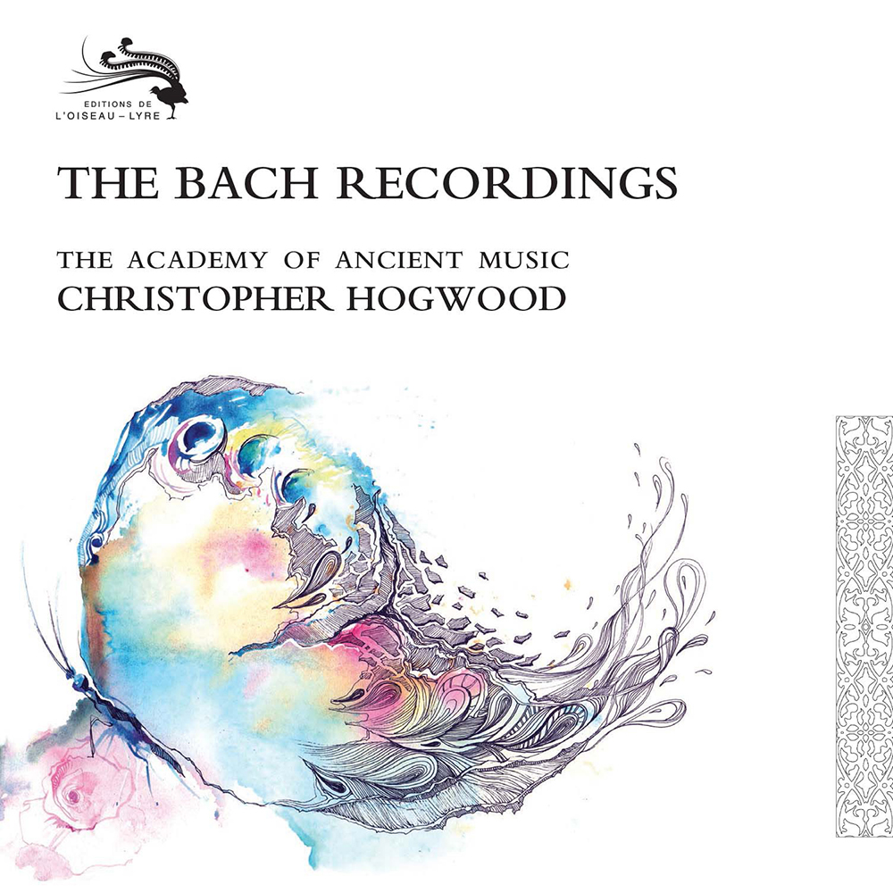 霍格伍德/巴哈作品錄音(20CD)