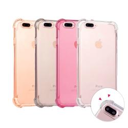 水漾- iPhone7 (4.7) 空壓氣墊式防摔手機軟殼(送玻璃保護貼)