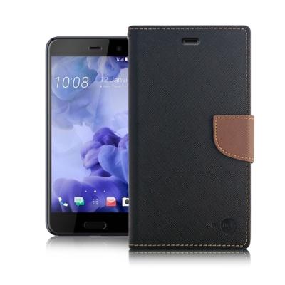 台灣製造MyStyle HTC U Play 期待雙搭側翻皮套