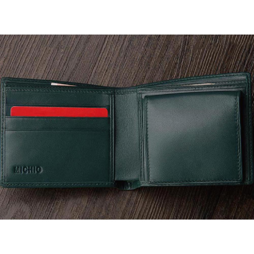 Majacase-男用 皮夾 客製化短夾 零錢包 鈔票夾 信用卡夾 紀念送禮 手工皮件