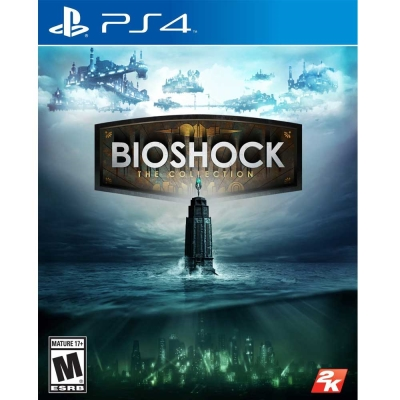 PS4 生化奇兵合集 BioShock: The Collection-PS4英文美版