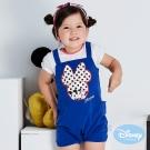 Disney baby 歡樂米奇連身裝 深藍