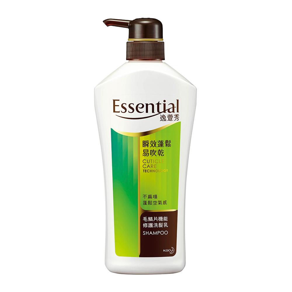 逸萱秀 瞬效蓬鬆易吹乾洗髮乳 (700ml)
