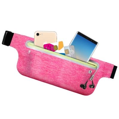 AISURE 5.5吋-6.5吋以下青春輕薄功能迷你戶外防水超薄腰帶包