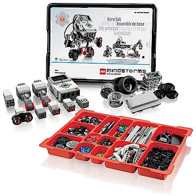 LEGO 樂高 Education EV3教育核心組(45544)