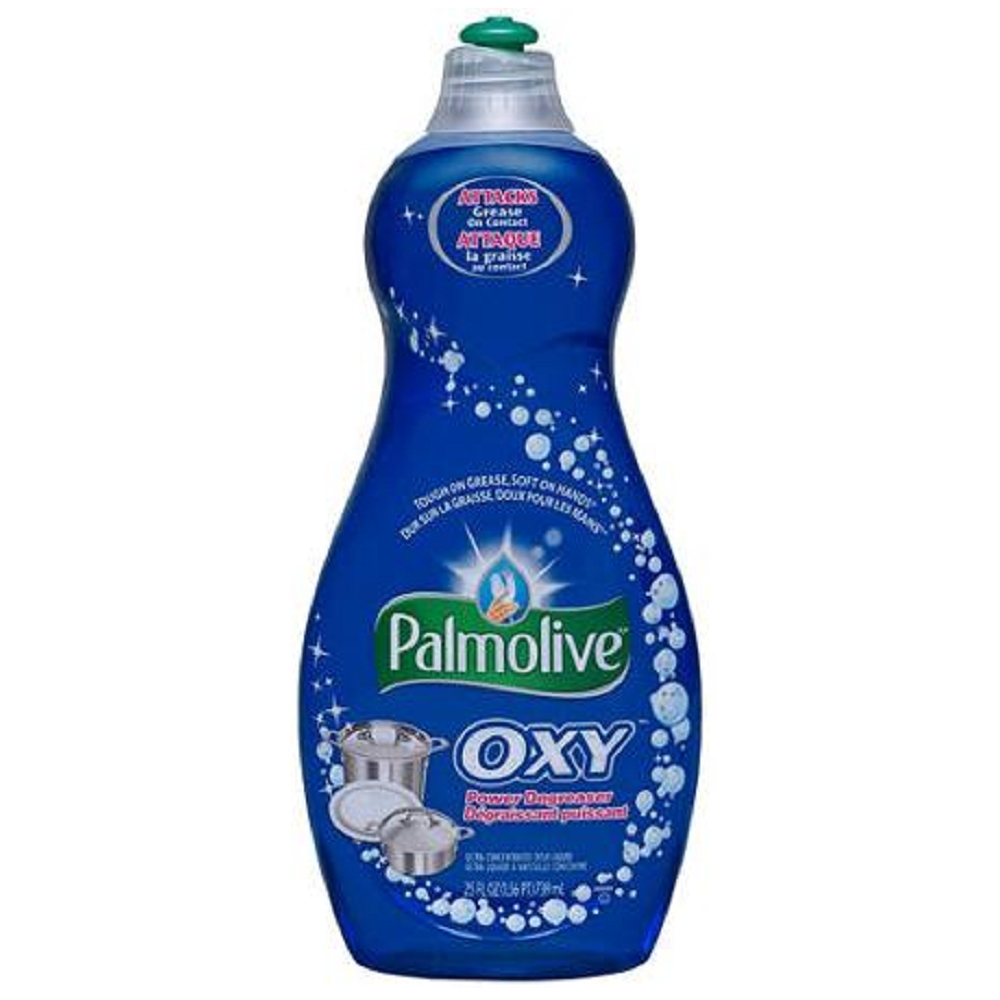 Palmolive 超濃縮OXY超強除油洗碗精 (10 floz)